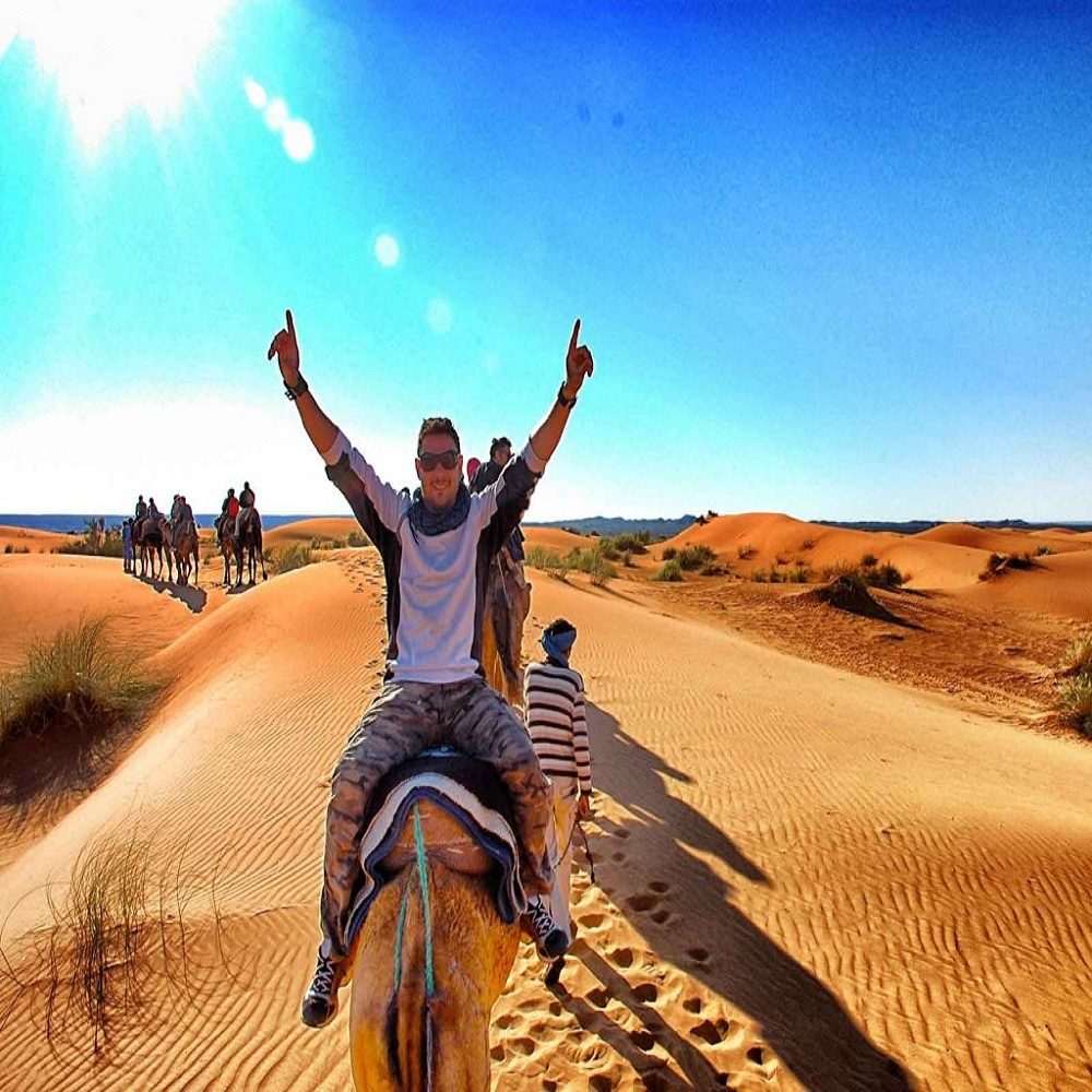 4 Days tour from Fes