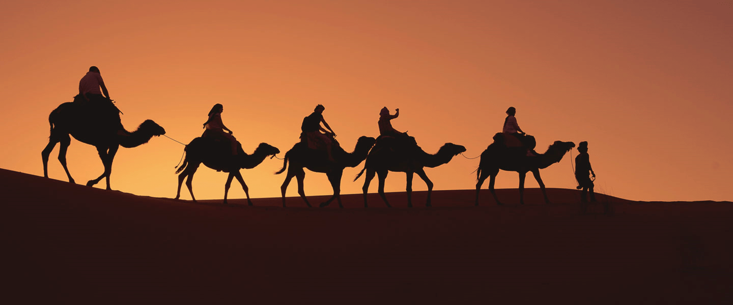 5 Days Morocco Desert tour from