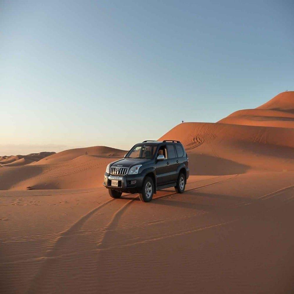 marrakech to fes tour 4 days