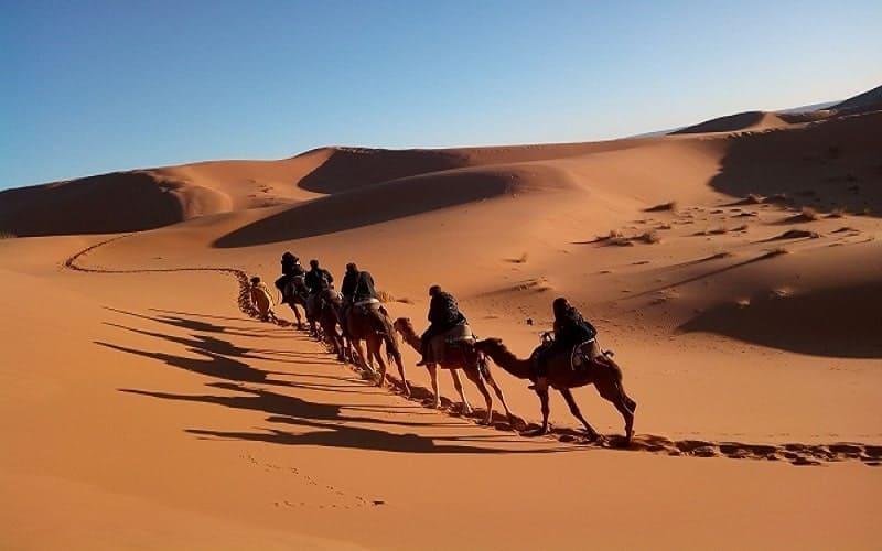 5 days Sahara tour from Casablanca