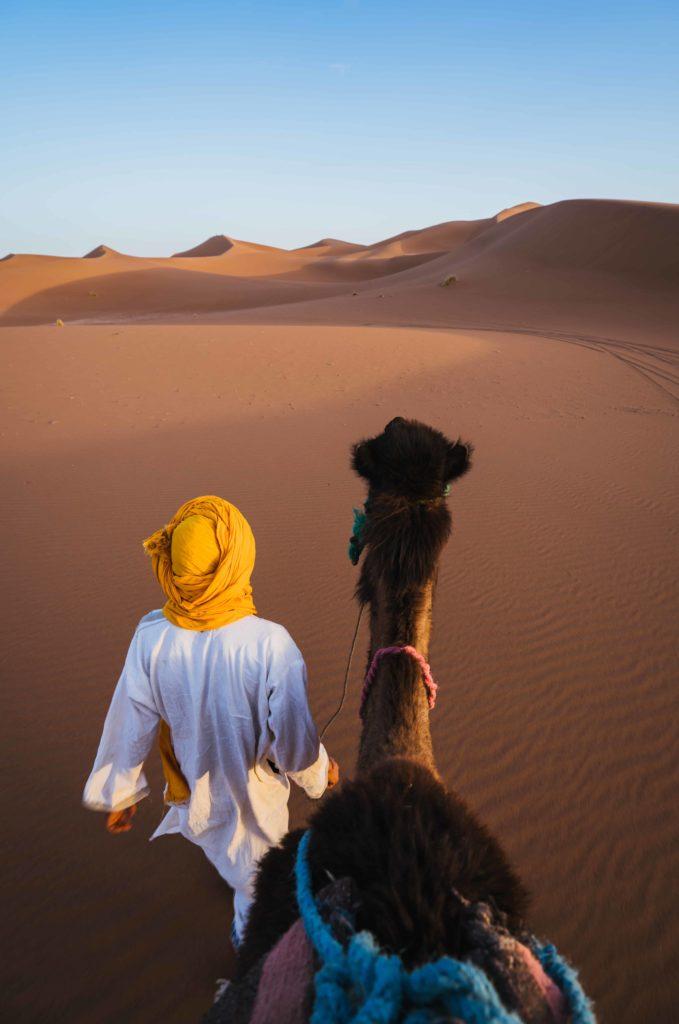 Marrakech tо fes desert tour