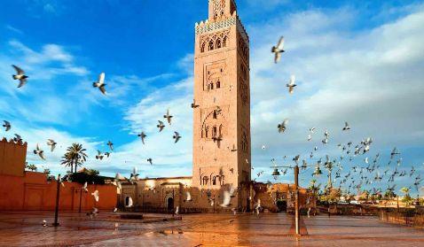 2 day sahara desert tour from marrakech to fes
