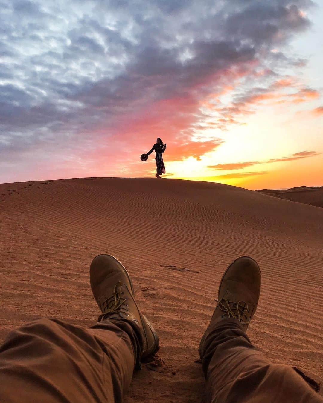 Day 3 : 4x4 excursion around Erg Chebbi desert