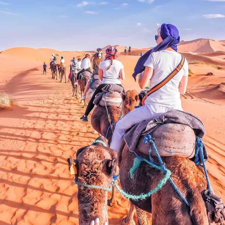 Tangier desert tours