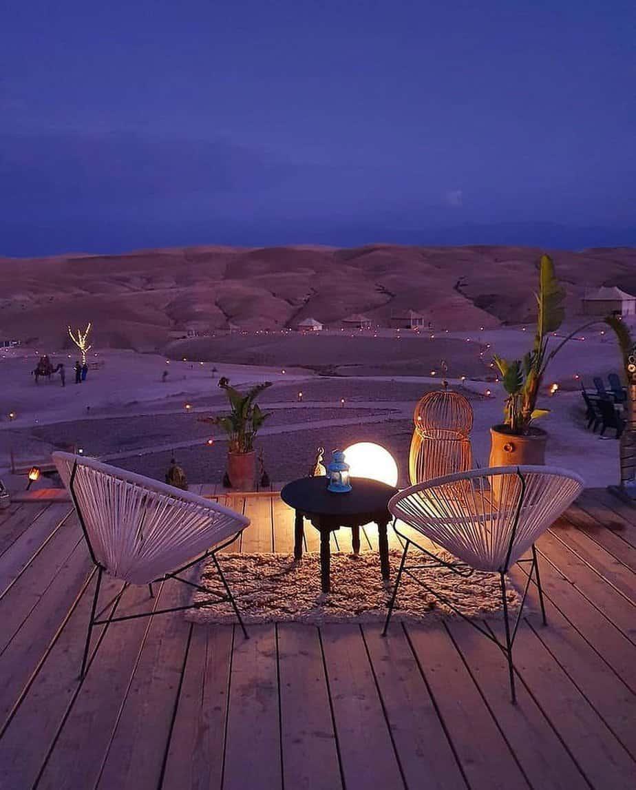 Day 1: Marrakech to Zagora Desert through High atlas mountains, Ouarzazate and Draa Valley