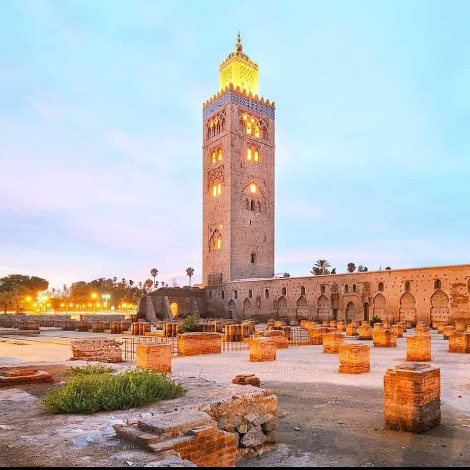 Day3: Sahara Desert, Ouarzazate, Marrakech ( 9 - 10 hours )